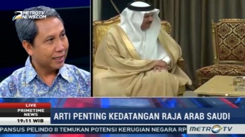 Kedatangan Raja Salman Dinilai Mengangkat Derajat Indonesia