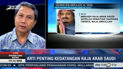 Pengusaha Arab akan Ubah Imej Indonesia Didominasi Investor Tiongkok?