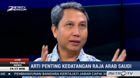 Indonesia Dinilai Terlambat Jalin Kerja Sama dengan Arab