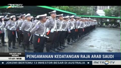 Polisi Siapkan Rekayasa Lalin di Bogor saat Kedatangan Raja Arab