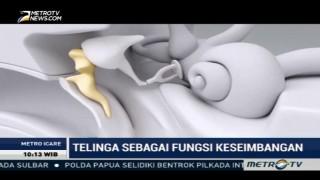 Fungsi Telinga dalam Menjaga Keseimbangan Tubuh