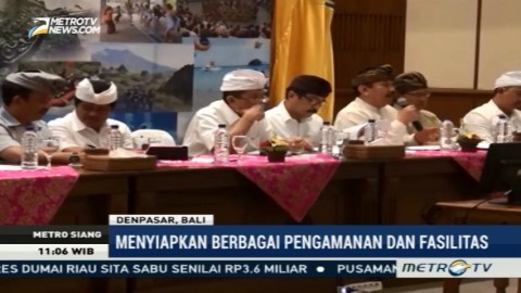 Pemprov Bali Siap Sambut Kedatangan Raja Arab