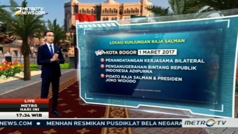 Agenda dan Target Kunjungan Raja Salman ke Indonesia