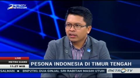 Pesona Indonesia di Timur Tengah