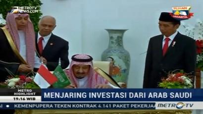 Menjaring Investasi dari Arab Saudi
