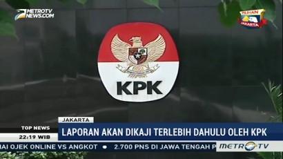 KPK Kaji Laporan Dugaan Korupsi Anies Baswedan