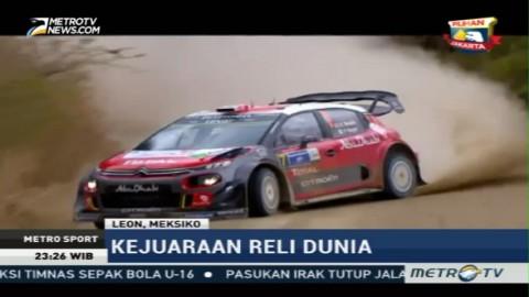 Kris Meeke Juarai Rally Mexico