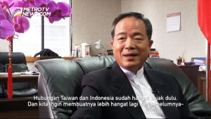 Wawancara Khusus: John C. Chen, Representative of TETO (Bagian 1)