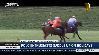 Polo Enthusiasts Saddle Up on Holidays