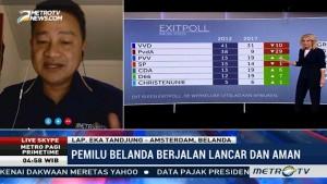 Partai Liberal Unggul dalam Exit Poll Pemilu Belanda