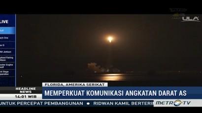 Militer AS Sukses Luncurkan Roket Mata-mata Delta IV