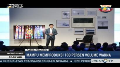 Samsung Gabungkan Teknologi dan Gaya Hidup di QLED TV