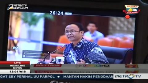 Tiga Calon Hakim MK Jalani Wawancara Terbuka
