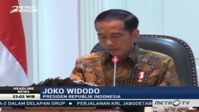 Jokowi Instruksikan Pengembangan Sektor Unggulan di Kepri