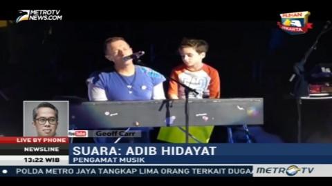 Inikah Alasan Coldplay Tak Konser di Indonesia?