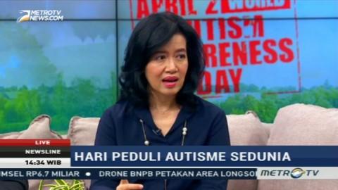 Menggali Bakat Anak Penyandang Autisme (2)