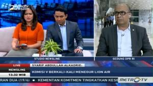 Sanksi Kemenhub untuk Lion Air Dinilai Kurang Tegas