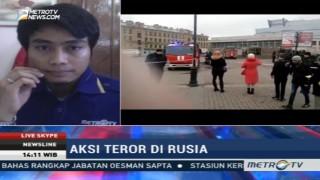Korban Tewas Akibat Serangan Teror di Rusia Belum Teridentifikasi