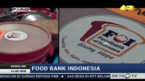 Foodbank, Kumpulkan dan Salurkan Donasi Makanan