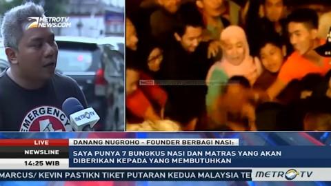 Pejuang Nasi Bertujuan Menjadikan Indonesia Bebas Lapar