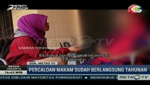 Krisis Lahan Makam Jakarta (2)