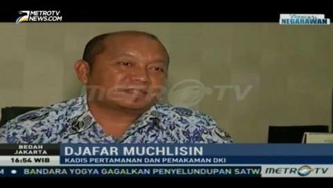 Krisis Lahan Makam Jakarta (3)