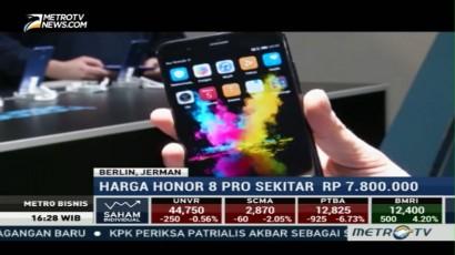 Huawei Klaim Honor 8 Pro Siap Bersaing dengan Apple & Samsung