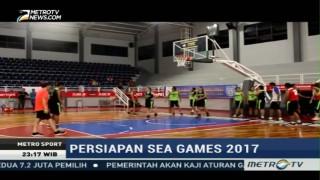 Persiapan Tim Basket Putri Jelang Sea Games 2017