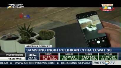 Upaya Samsung Pimpin Inovasi Ponsel Pintar