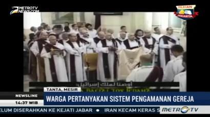 Rekaman Paduan Suara di Gereja ST George Sebelum Bom Meledak