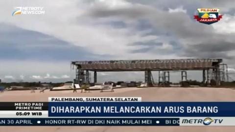 Tiga Ruas Tol Trans Sumatera Siap Digunakan Tahun Ini