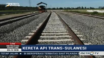 Pembangunan Jalur Trans Sulawesi Makassar-Parepare Sudah 11%