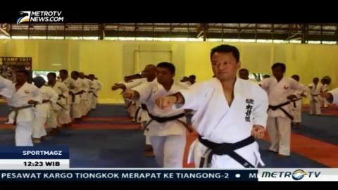 Ratusan Karateka Ikuti Master Camp 2017