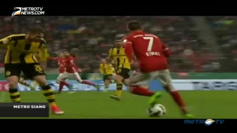 Borussia Dortmund ke Final DFB Pokal