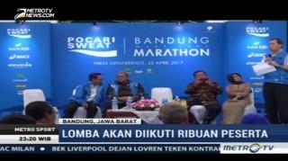 Bandung akan Gelar Lomba Lari Maraton