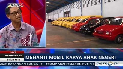 Pertumbuhan Industri Komponen Bisa Dorong Produksi Mobil dalam Negeri