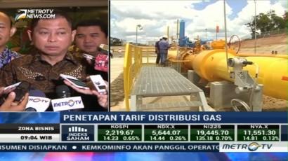 Kementerian ESDM Segera Buat Skema Tarif Distribusi Gas Baru