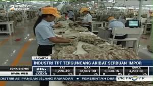 Industri Tekstil Terguncang Akibat Serbuan Impor