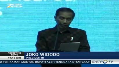 Pesan Jokowi untuk Insan Pers di Tanah Air