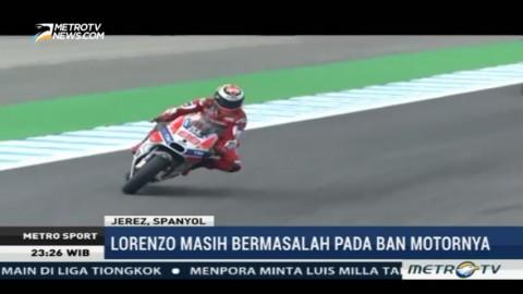 Lorenzo Kritik Performa Ban Motornya