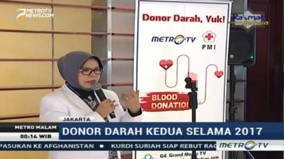 Media Group Kembali Gelar Kegiatan Donor Darah