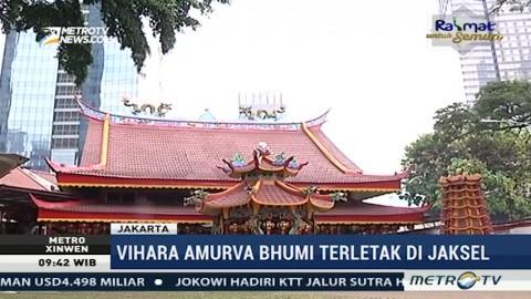 Amurva Bhumi, <i>Istana Naga</i> di Tengah Pencakar Langit