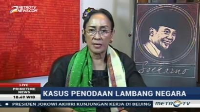 Sukmawati Soekarnoputri: Perkataan Rizieq Tidak Berakhlak