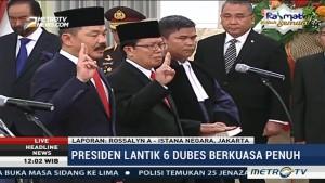 Rusdi Kirana Jadi Dubes RI untuk Malaysia