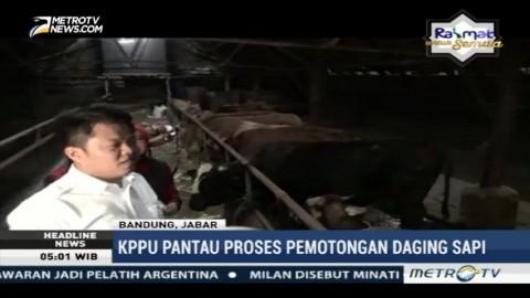 KPPU Gelar Sidak RPH di Bandung
