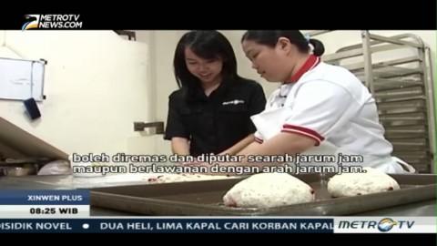 Roti Sehat untuk Vegetarian