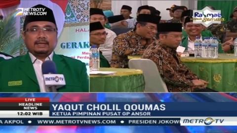 GP Ansor Gelar Halaqoh Internasional di Jombang