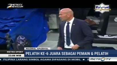 Kunci Sukses Real Madrid