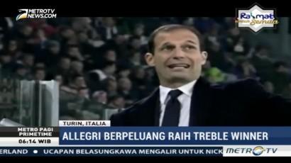 Siapa yang Lebih Hebat, Allegri atau Conte?