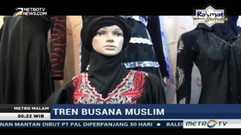 Menengok Tren Busana Muslim di Tanah Abang